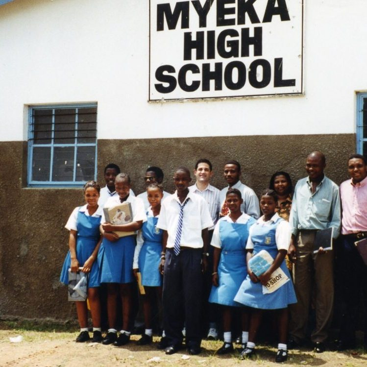 Powering rural schools in Kwa Zulu Natal and the Eastern Cape