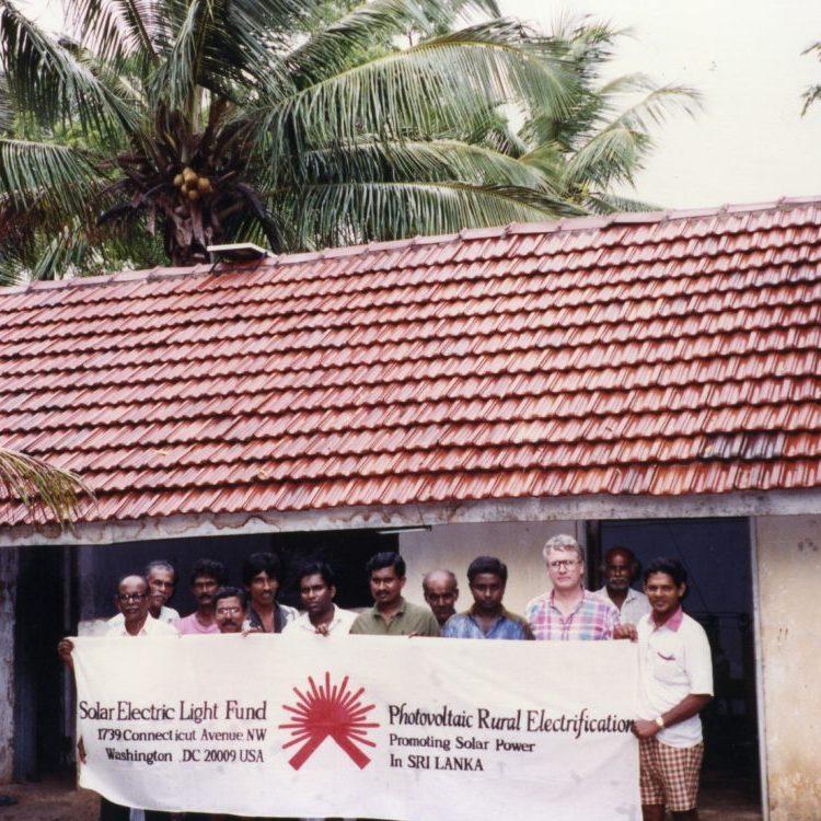 Sarvodaya Shramadana Movement