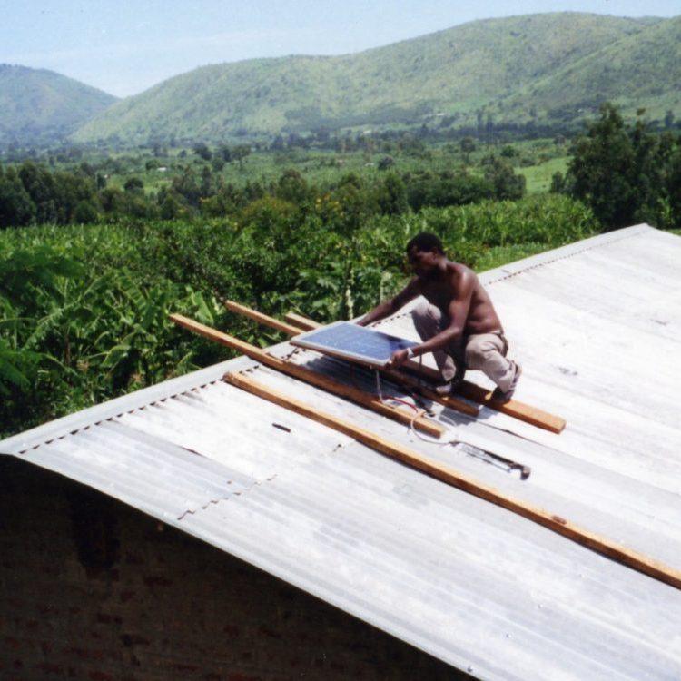 Uganda Pilot Electrification Project in Partnership with Habitat for Humanity International